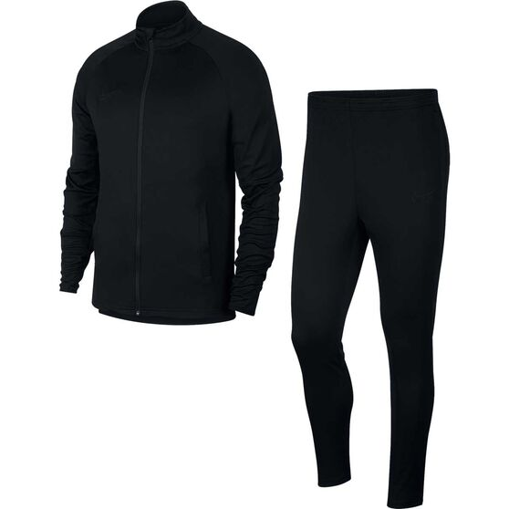 Nike Mens Dri-FIT Academy Soccer Tracksuit, Black, rebel_hi-res