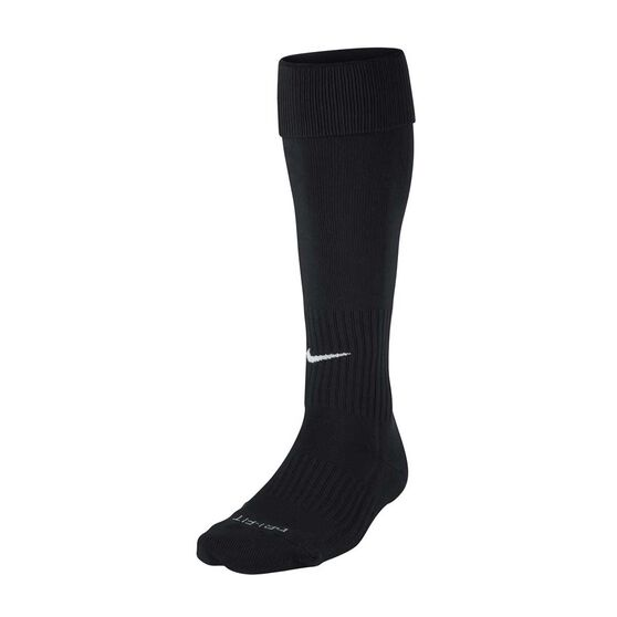 Nike Dri FIT Classic Football Socks, Black, rebel_hi-res