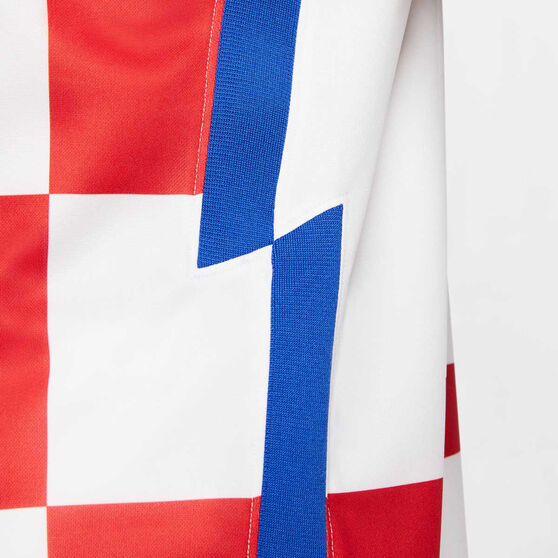 Croatia 2020 Mens Stadium Home Jersey Red/White S, Red/White, rebel_hi-res