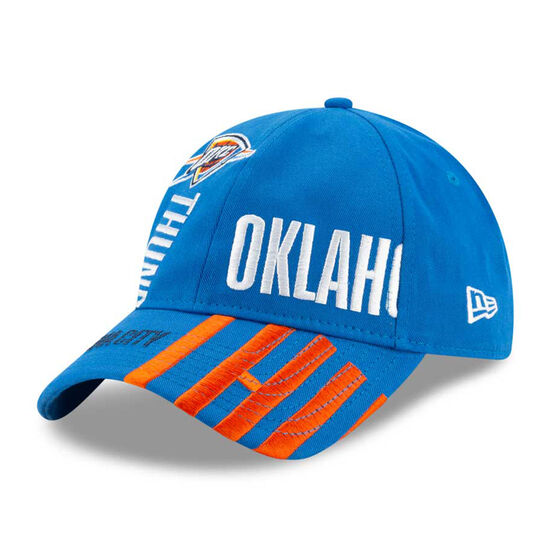 Oklahoma City Thunder 2019/20 New Era Tip Off 9TWENTY Cap, , rebel_hi-res