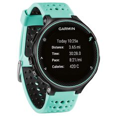 Garmin Forerunner 235 GPS Heart Rate Watch Black / Blue, , rebel_hi-res