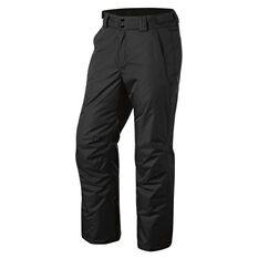 SVNT5 Mens Perisher Pants Black S, Black, rebel_hi-res
