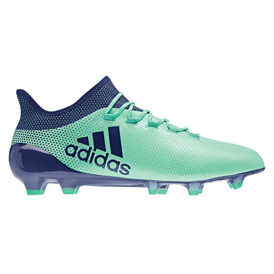 sneakers for cheap 14d6a b0be7 adidas X 17.1 Mens Football Boots Green   Navy US 10, Green   Navy,