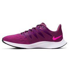 Nike Zoom Rival Fly Womens Running Shoes Purple / White US 6, Purple / White, rebel_hi-res