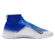 b5fb6b20d2e9d0 Nike Phantom Vision Pro React Indoor Soccer Shoes Blue   Black US 7   Wo8.
