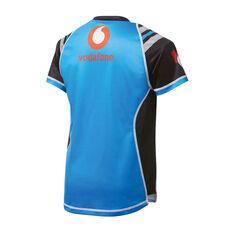 Adelaide Strikers 2019 Kids Jersey Blue 8, Blue, rebel_hi-res