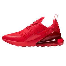 Nike Air Max 270 Mens Casual Shoes Red US 4, Red, rebel_hi-res