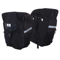 Pedal Nation Quick Release Pannier Bags Black, , rebel_hi-res