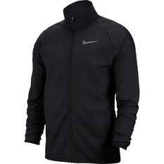 08c8b4e77dc Nike Mens Dry Woven Training Jacket Black S
