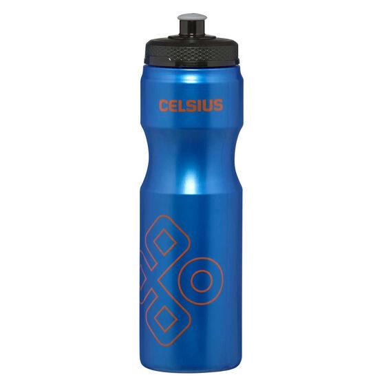 Celsius Squeeze 800ml Water Bottle Pearl Blue, Pearl Blue, rebel_hi-res