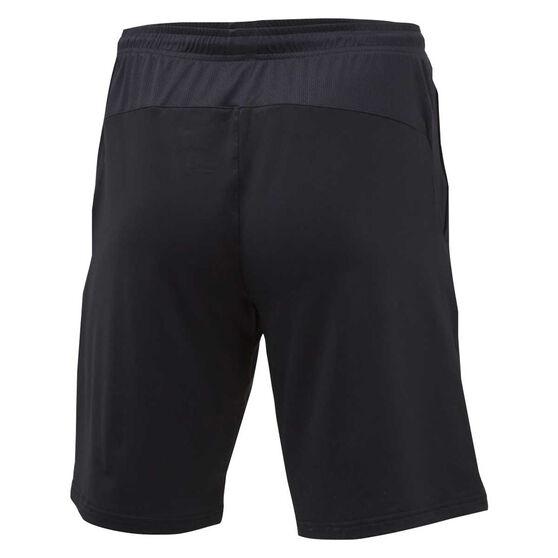 Carlton Blues 2021 Mens Training Shorts, Navy, rebel_hi-res