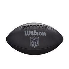Wilson NFL Jet Black Football, , rebel_hi-res