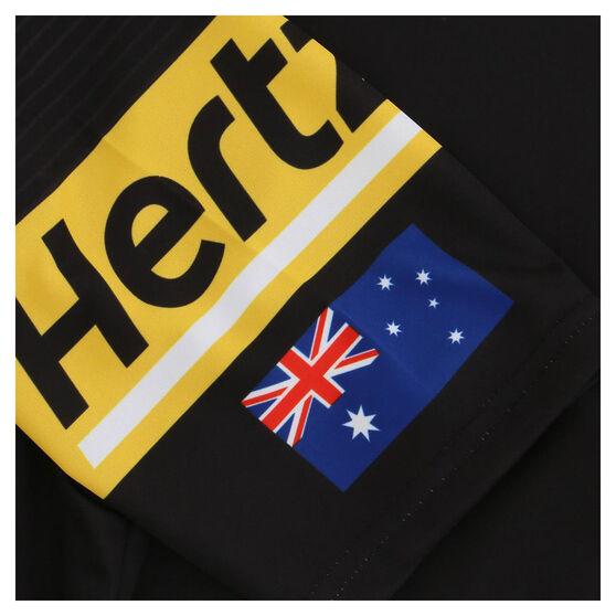 Penrith Panthers 2021 Mens ANZAC Jersey, Black, rebel_hi-res