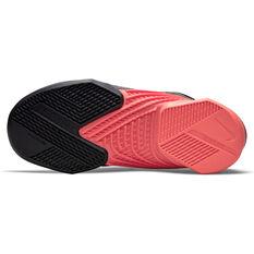 Nike React Metcon Turbo Womens Training Shoes, Purple/Green, rebel_hi-res