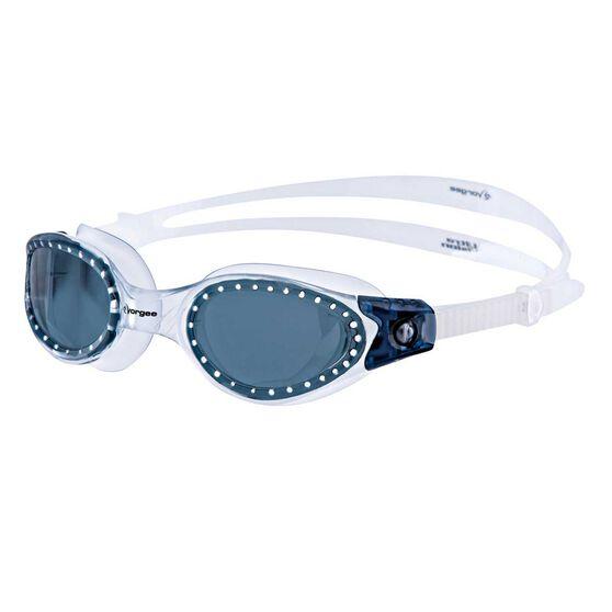 Vorgee Vortech Smoked Lens Swim Goggles Assorted, , rebel_hi-res