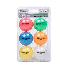 Terrasphere Table Tennis Ball 6 Pack, , rebel_hi-res