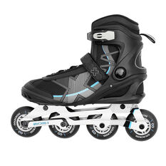 Goldcross GXC300 Inline Skates Black 10, Black, rebel_hi-res