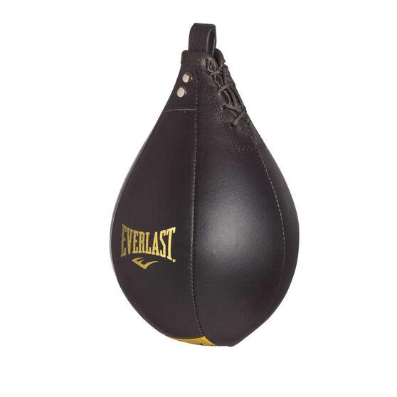 Everlast Leather Speed Boxing Bag, , rebel_hi-res