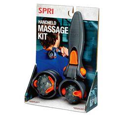 Spri Handheld Massage Kit, , rebel_hi-res