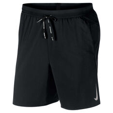 Nike Mens Flex Stride 7in Running Shorts Black S, Black, rebel_hi-res