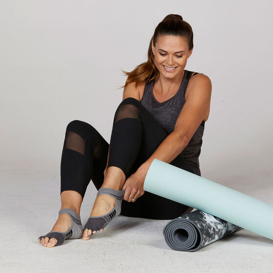 Gaiam Mary Jane Yoga Socks, , rebel_hi-res