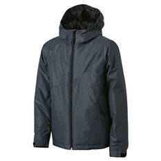SVNT5 Boys Buller Jacket Grey 4, Grey, rebel_hi-res