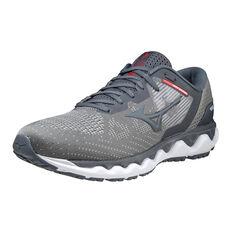Mizuno Wave Horizon 5 Mens Running Shoes, Grey, rebel_hi-res