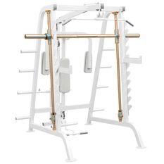 Impulse Fitness Half Cage Smith Attachment, , rebel_hi-res