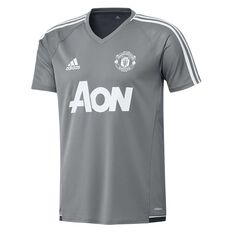 Manchester United 2018 Mens Training Jersey, , rebel_hi-res