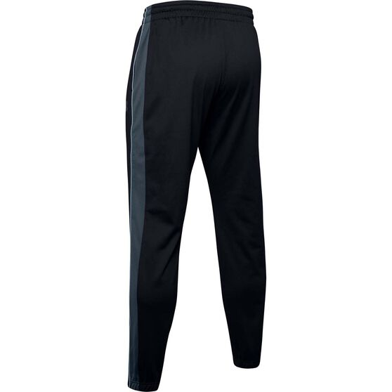 Under Armour Mens Unstoppable Essential Track Pants, Black, rebel_hi-res