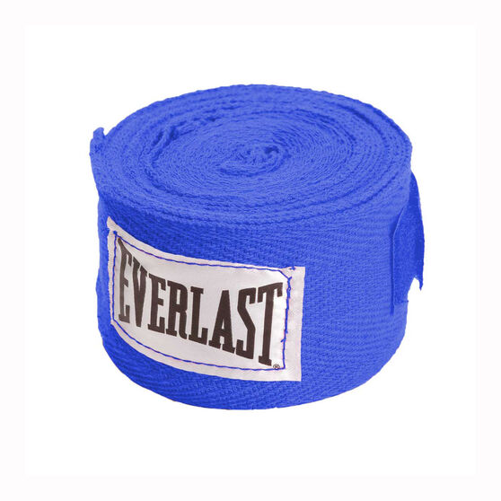Everlast 108in Boxing Hand Wraps Blue, , rebel_hi-res