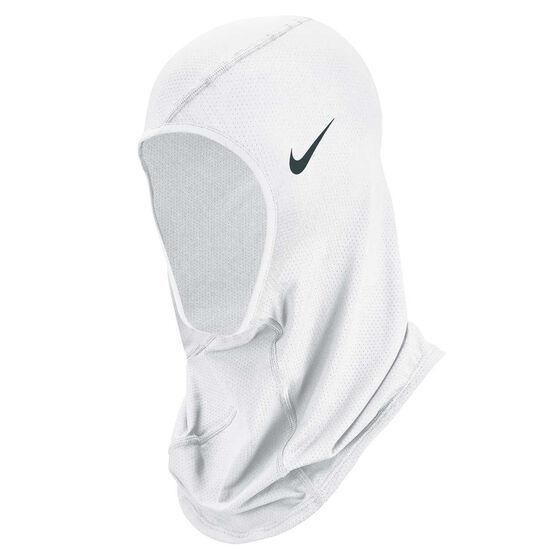 Nike Pro Hijab 2.0, White, rebel_hi-res