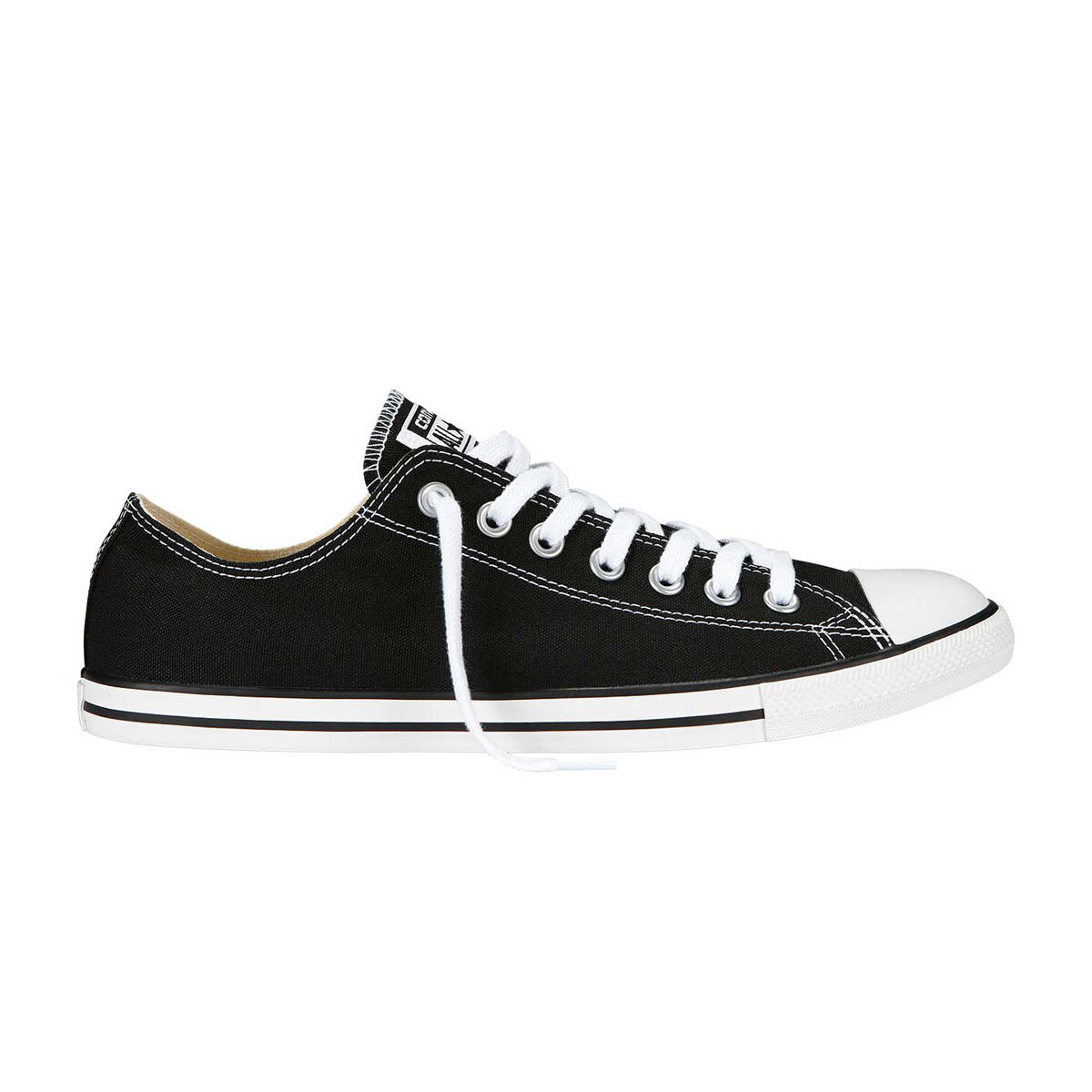Converse Chuck Taylor All Star Lean Low Top Casual Shoes Black US 11