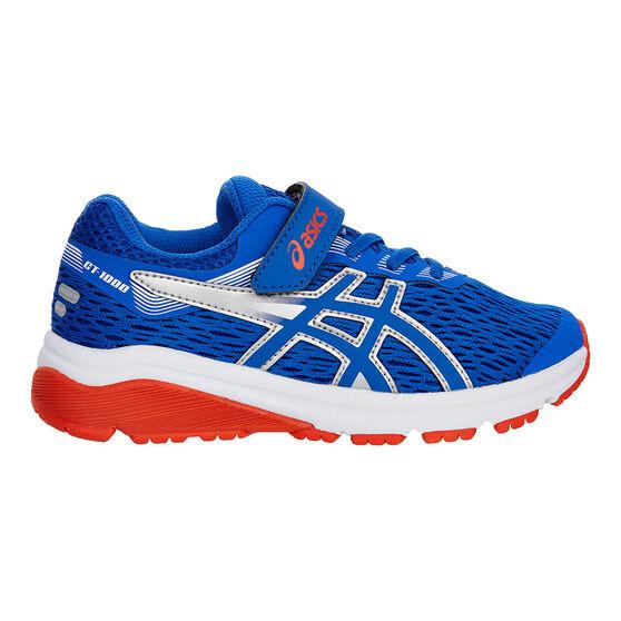 Asics GT 1000 7 Kids Running Shoes, , rebel_hi-res