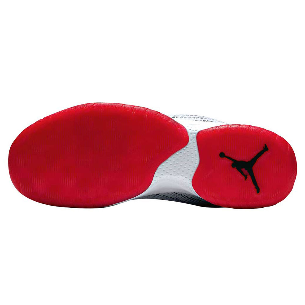 fa066c21133a Nike Jordan Fly Mens Basketball Shoes White   Red US 10