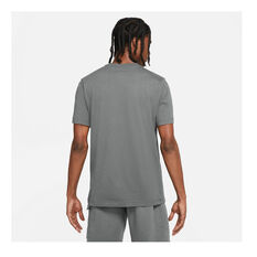 Nike Mens Sportswear Just Do It Tee Grey XS, Grey, rebel_hi-res