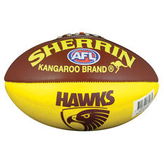 Sherrin AFL Hawthorn Hawks Softie Ball, , rebel_hi-res