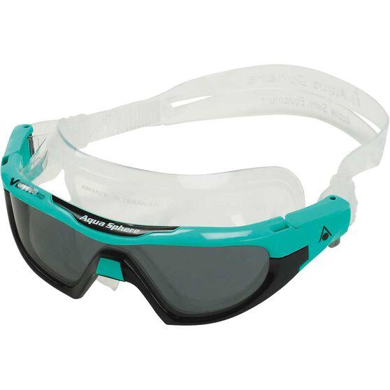 Aqua Sphere Vista Pro Smoke Swim Goggles, , rebel_hi-res