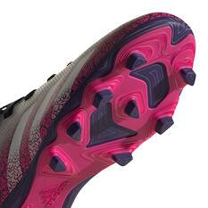 adidas Predator Freak .4 Kids Football Boots, Pink, rebel_hi-res