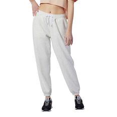 New Balance Womens Athletics Intelligent Choice Sweatpants Grey XS, Grey, rebel_hi-res