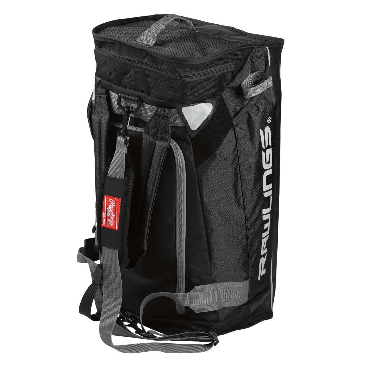 Rawlings Hybrid Backpack//Duffel Baseball Equipment Bag New