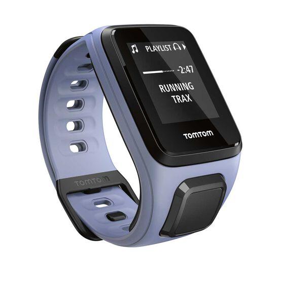TomTom Spark Fitness Music Watch S Purple, , rebel_hi-res