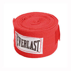 Everlast 108in Boxing Hand Wraps Red, , rebel_hi-res