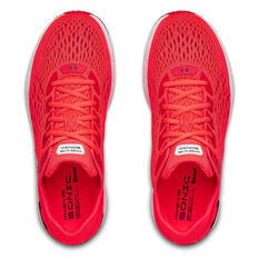 Under Armour HOVR Sonic 3 Mens Running Shoes, Red/Black, rebel_hi-res