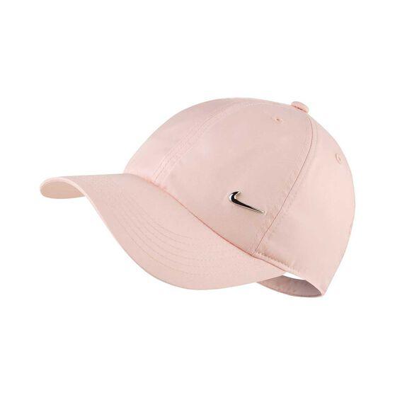 Nike Kids Heritage86 Adjustable Hat Pink / Silver OSFA, Pink / Silver, rebel_hi-res