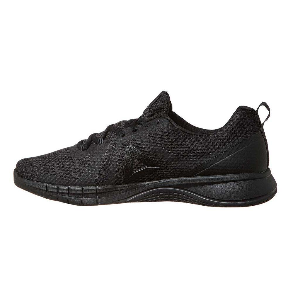 7232d43db9b Reebok Print Run 2.0 Mens Running Shoes Black US 9