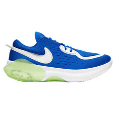 Nike Joyride Dual Run Kids Running Shoes Blue/Green US 4, Blue/Green, rebel_hi-res