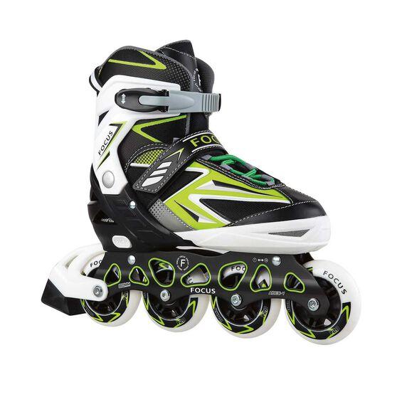 Blade X Focus Adjustable Skates, , rebel_hi-res
