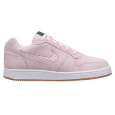 Nike Ebernon Low Womens Casual Shoes Pink US 6, Pink, rebel_hi-res