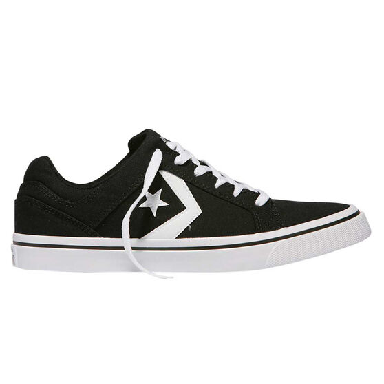 Converse El Distrito Mens Casual Shoes, Black, rebel_hi-res